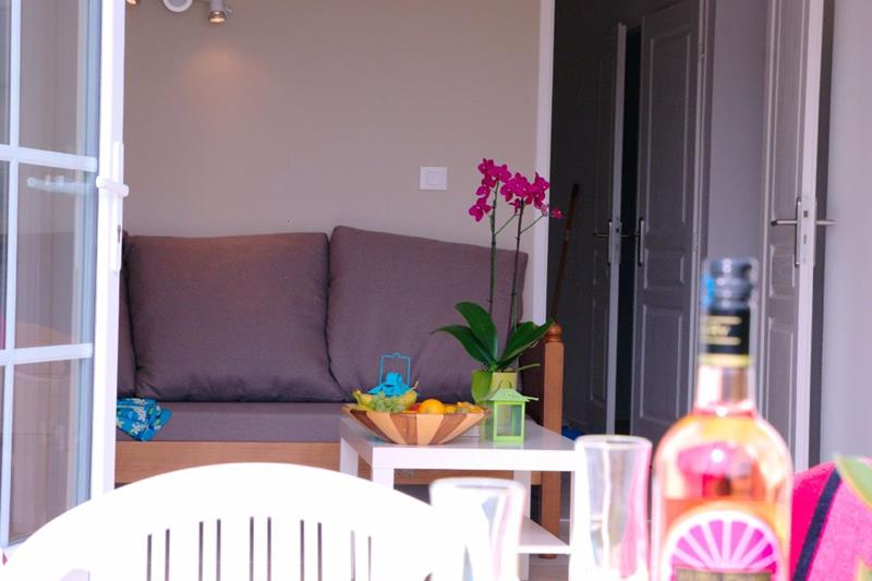 Location Appartement Flores 1 Chambres Bidart Biarritz Oyam