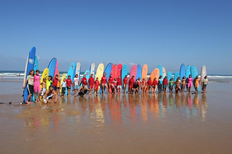 Surf Izarpean 2021